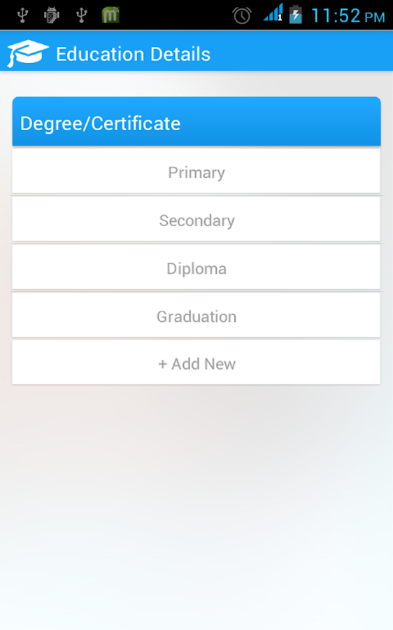 easy resume builder android apps on google play