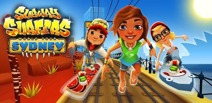 Android Softwares Gamesbd Subway Surfers 190 Mod Apkunlimited
