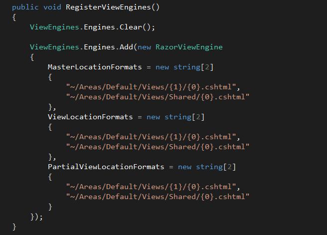 Coding Instinct: ASP NET MVC Folder structure