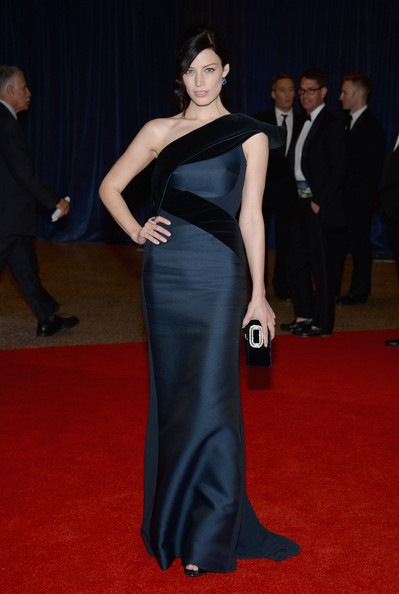 Jessica Pare-2013 White House Correspondents Association