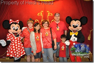Disney January 2012 101
