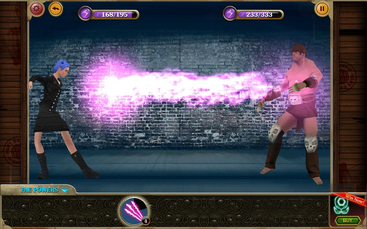 Lost Girl - screenshot