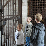 Unlocking the Front Gate at Eastern State Penitentiary
