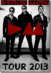 Depeche Mode Tour 2013