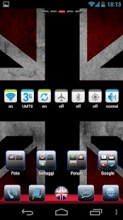 London Theme GO Launcher EX - screenshot thumbnail