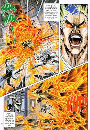 Tân Tác Long Hổ Môn Chap 230 page 13 - Truyentranhaz.net