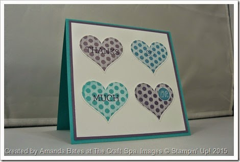 Groovy Love, made by Amanda Bates at The Craft Spa 055
