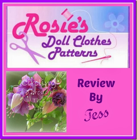Rosies Review College Button