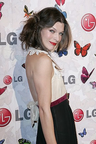 milla jovovich rumorous night 1