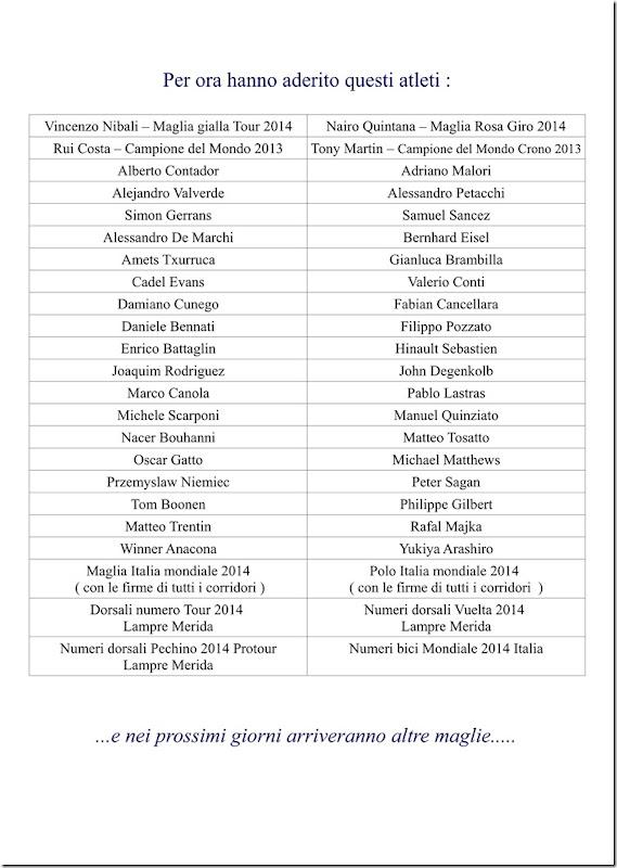 5 - ASTA DI BENEFICENZA 2014_02