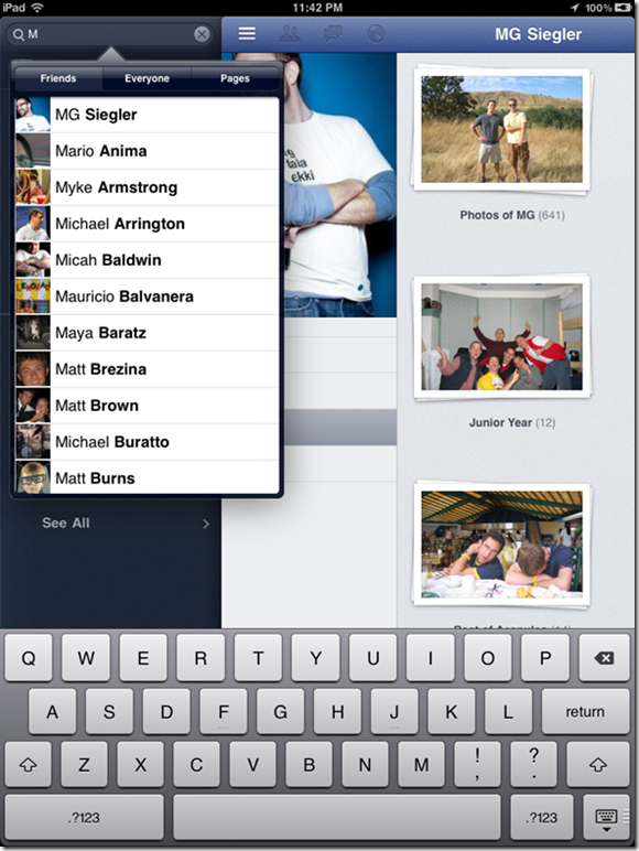 Facebook App For iPad Is Here, But it's Hidden. Here is how to get it [Video]