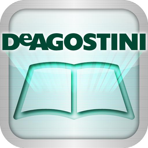 デアゴスティーニ書店 書籍 App LOGO-硬是要APP
