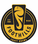Logo of Foothills Seeing Double IPA