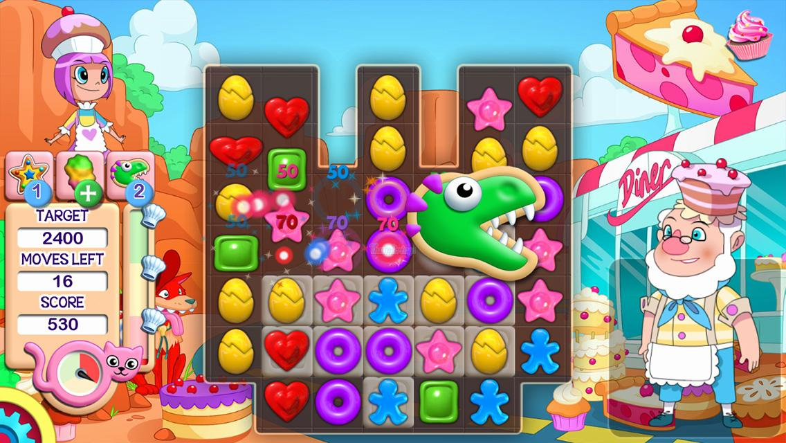 Cake Bake Blitz- screenshot