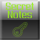 SecretNotes - Geheime Notizen