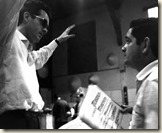 Jacques Demy et Michel Legrand