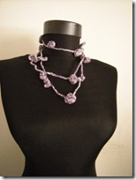 crochet necklace 10