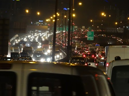 Trafic in Istanbul