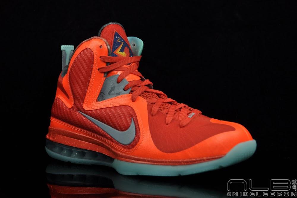 newest b39ec a150f The Showcase  Nike LeBron 9