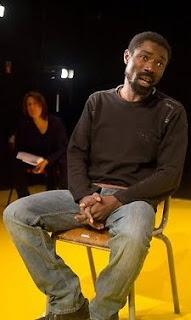 Dieudonné  Niangouna, directeur artistique du festival Mantsina