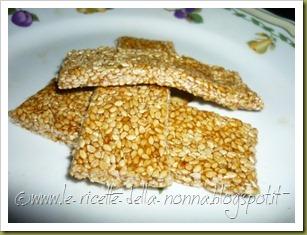 Barrette di semi di sesamo e zucchero di canna (12)