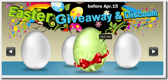 Digiarty Software Easter Giveaway