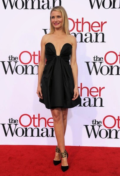 Cameron Diaz Other Woman Premieres LA
