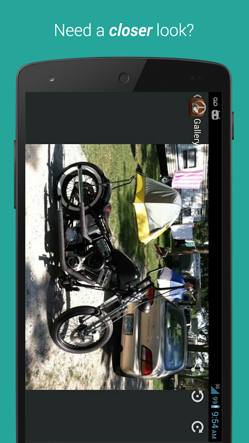 Postings (Craigslist App) - screenshot
