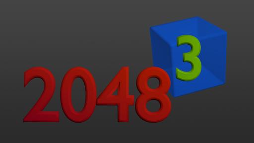 2048³ 3D