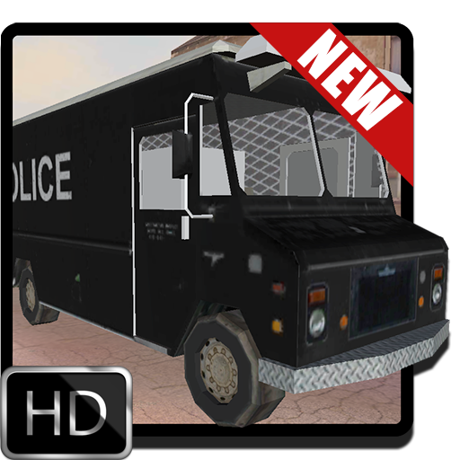 Police Car Van & Bus Parking