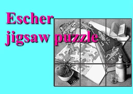 【免費解謎App】Escher Jigsaw Puzzle 3-APP點子