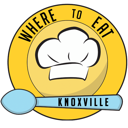 Where To Eat KNOXVILLE LOGO-APP點子