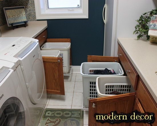 modern Laundry Room furniture 2013