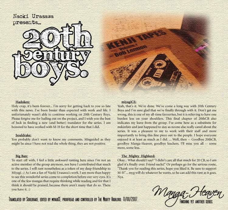 20th Century Boys Chap 249 - Truyen.Chap.VN