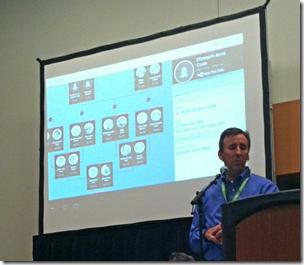 Todd Powell显示FamilySearch'■即将到来的家庭树查看器应用程序