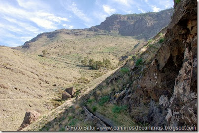 7288 Puerto Las Nieves-Barranco Oscuro