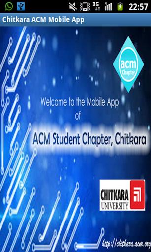 Chitkara ACM Student Chapter