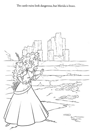 castelo-princesa-coloring-pages-brave-valente-merida-desenhos-colorir