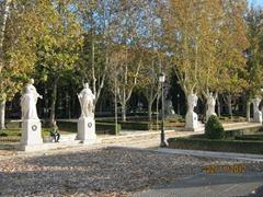 Королевские сады Кампо дель Моро
