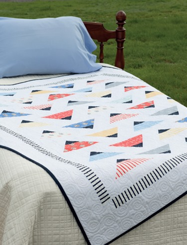 Skipper quilt pattern