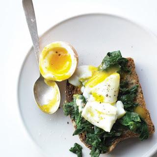 Soft-Boiled Egg.
