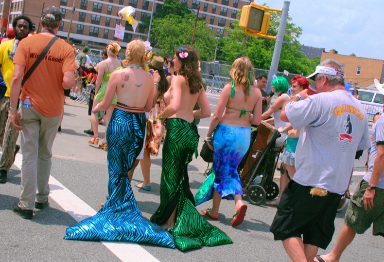 coney-island-mermaid
