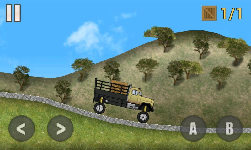 Truck Delivery Free- screenshot