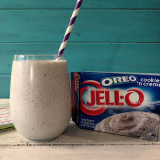 OREO Cookies and Cream Smoothie.
