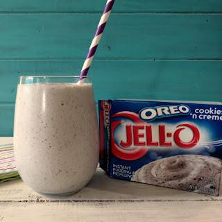 OREO Cookies and Cream Smoothie.