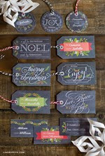 Lia Griffith - Gift Tag Labels