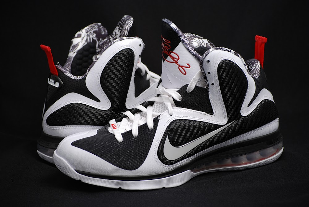 brand new fed2e 2e09e Alvaro Ilizarbe Talks Nike LeBron 9 8220Freegums8221 Video amp Pics ...