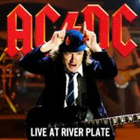 AC/DC Live At River Plate (Red Vinyl 3 LP Set)