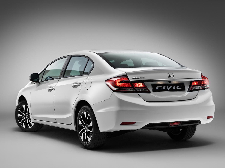 Civic Sdn: Makyajlı 2014 Honda Civic Sedan Avrupa Pazarına Geliyor