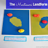 Montessori Landforms Cards